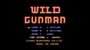 Wild Gunman (NES) Game Hub
