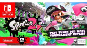 Splatoon 2 Exhibition Tournament Coming To E3 2017