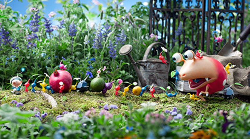 New My Nintendo Rewards – Pikmin
