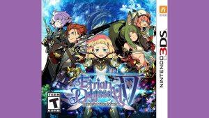 Etrian Odyssey V: Beyond The Myth (3DS) Game Hub