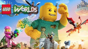 VIDEO: Lego Worlds Nintendo Switch Teaser Trailer