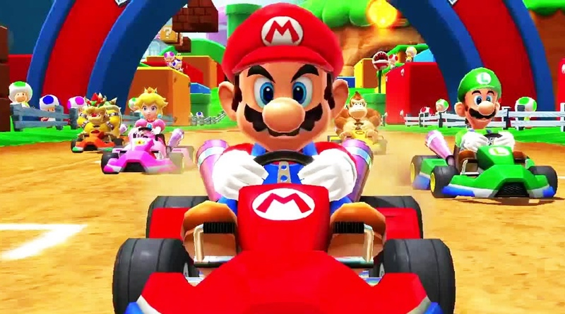 Mario Kart VR Arrives Next Month In Washington D.C.