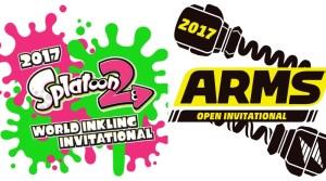 Splatoon 2 & ARMS E3 Tournament Details