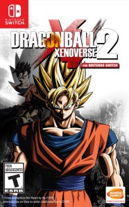 Dragon Ball Xenoverse Box