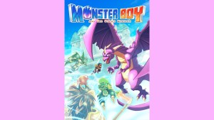 Monster Boy and the Cursed Kingdom (Switch) Game Hub
