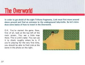 The Legend of Zelda Instruction Booklet - 27