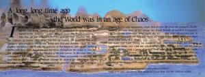 The Legend of Zelda Instruction Booklet - 3-4