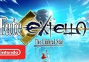 VIDEO: Fate/EXTELLA: The Umbral Star Launch Trailer