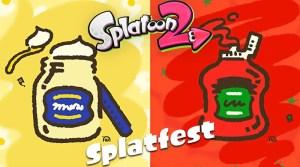 Splatoon 2: Splatfest #2 Date & Time