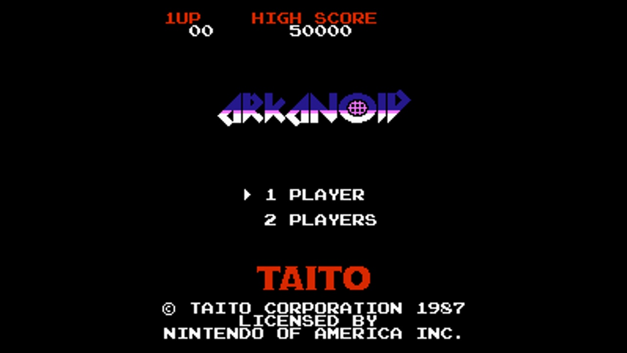 Arkanoid (NES) Game Hub