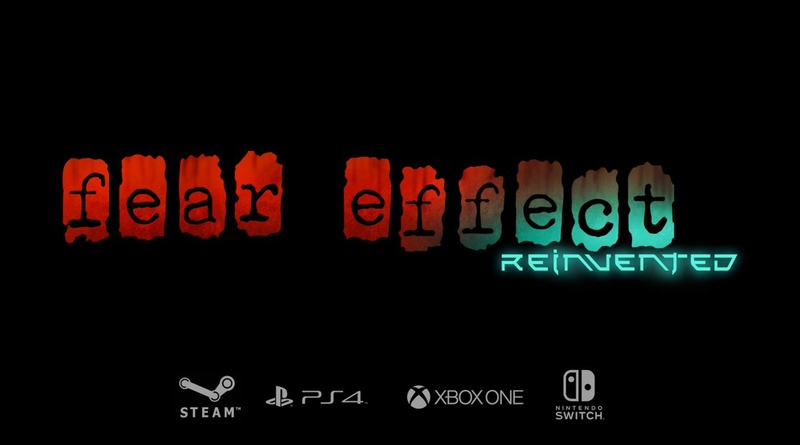 Fear Effect Reinvented Announced For Nintendo Switch