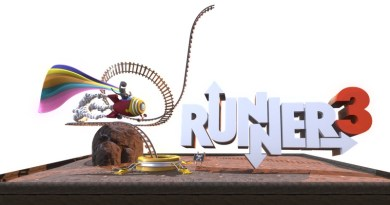 Runner3 Is Getting A Retail Run On Switch