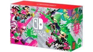Splatoon 2 Nintendo Switch Bundle Coming To Walmart