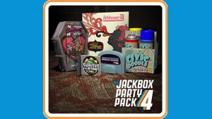 Jackbox Party Pack 4 (Switch) Game Hub