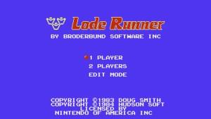 Lode Runner (NES) Game Hub