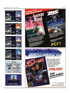 Nintendo Fun Club News - Fall 1987 - p11