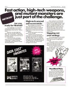 Nintendo Fun Club News - Fall 1987 - p4