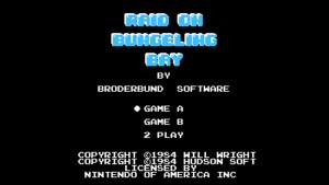 Raid On Bungeling Bay (NES) Game Hub