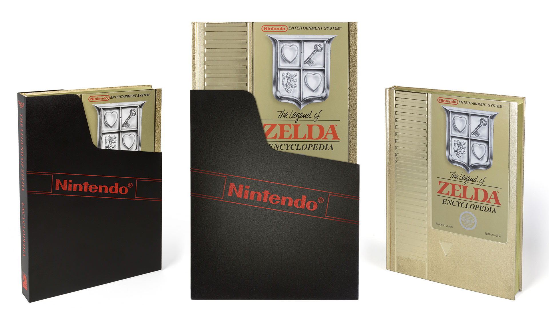 Upcoming Deluxe Edition Zelda Encyclopedia Looks Familiar Nintendo Times