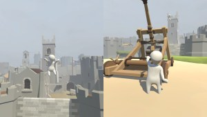 Human Fall Flat - Switch - Castle