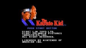 Karate Kid (NES) Game Hub