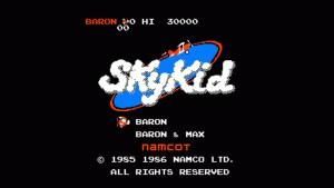 Sky Kid (NES) Game Hub