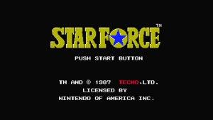 Star Force (NES) Game Hub