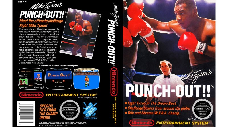 Mike Tyson's Punch-Out!! Opening Theme Is 1950s Gillette Jingle