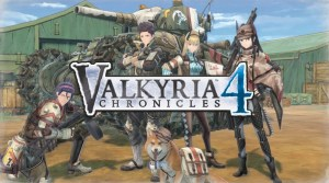 Valkyria Chronicles 4 Is Out Now