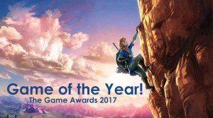 The Legend Of Zelda: Breath Of The Wild Wins Multiple Awards Including Game Of The Year