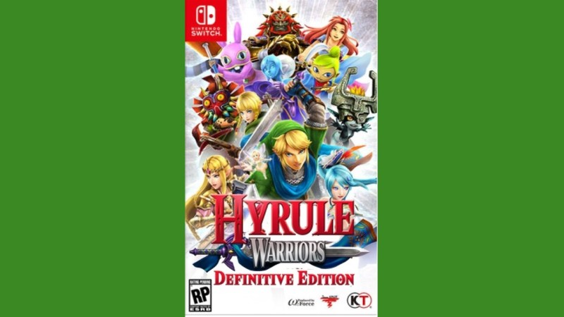 Hyrule Warriors: Definitive Edition (Switch) Game Hub