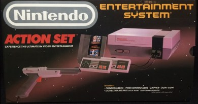 NES Action Set Finally Restocked At Retailers