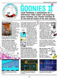 Nintendo Fun Club News | Feb-Mar 1988 Goonies-II-1
