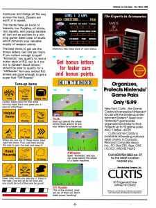 Nintendo Fun Club News   Feb-Mar 1988 RC Pro-Am-2