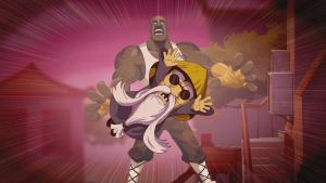 Shaq Fu Screen 4
