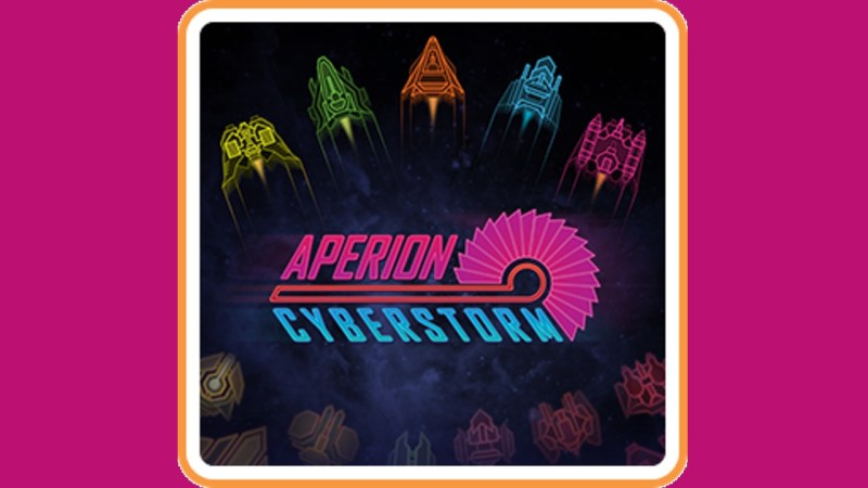 Aperion Cyberstorm (Switch) Game Hub