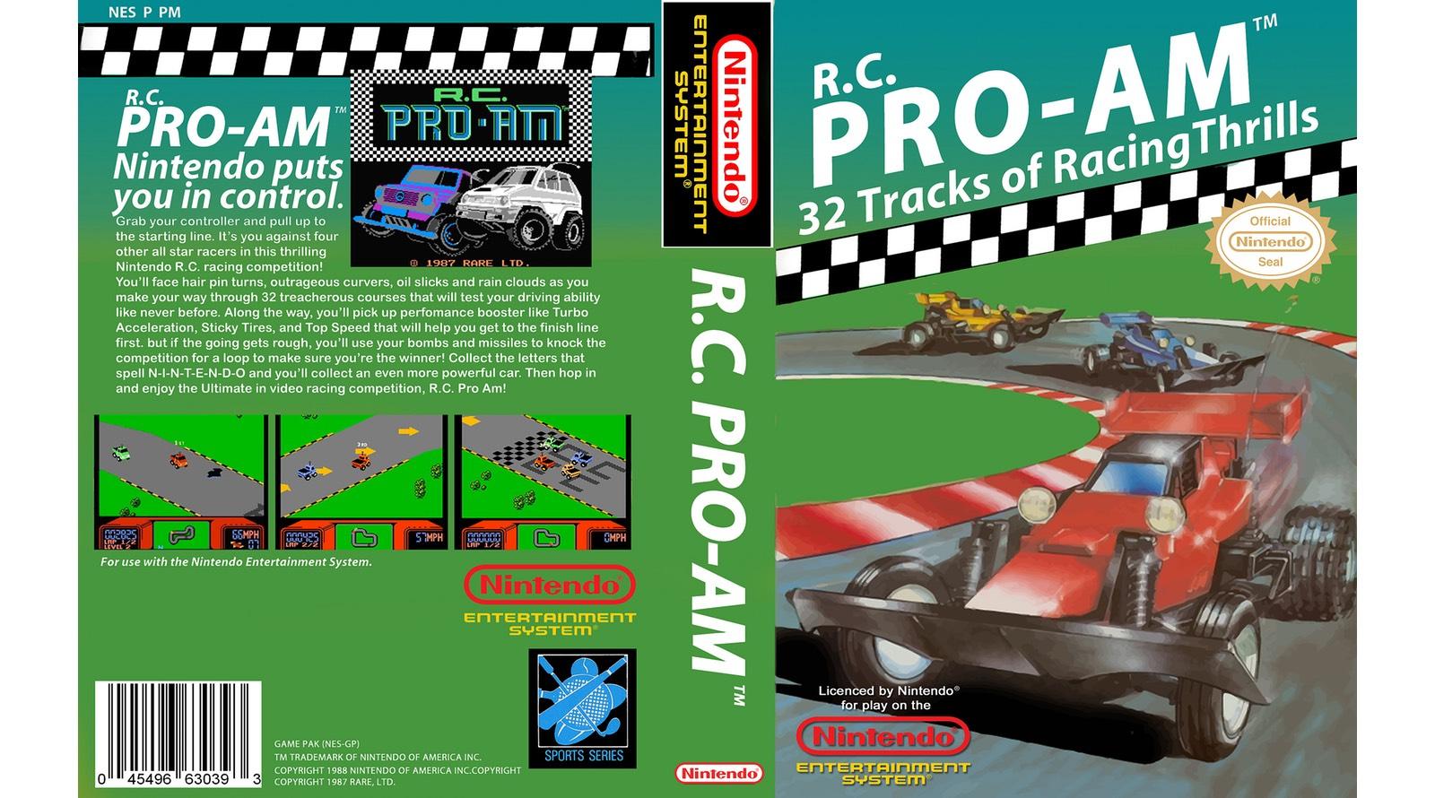R C Pro Am Review Nintendo Times
