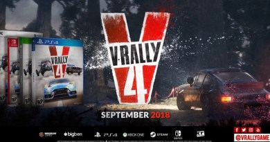 V-Rally 4 Spins Into Next Month For Europe & Into 2019 For America
