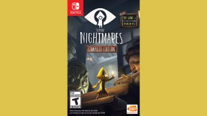 Little Nightmares: Complete Edition (Switch) Game Hub