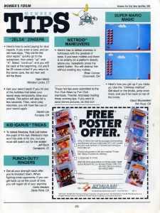 Nintendo Fun Club News April-May 1988 pg23