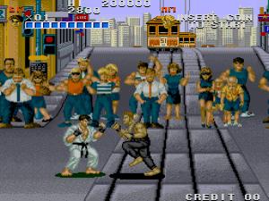 Street Smart (Arcade) 02