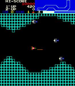 Vanguard (Arcade) 02