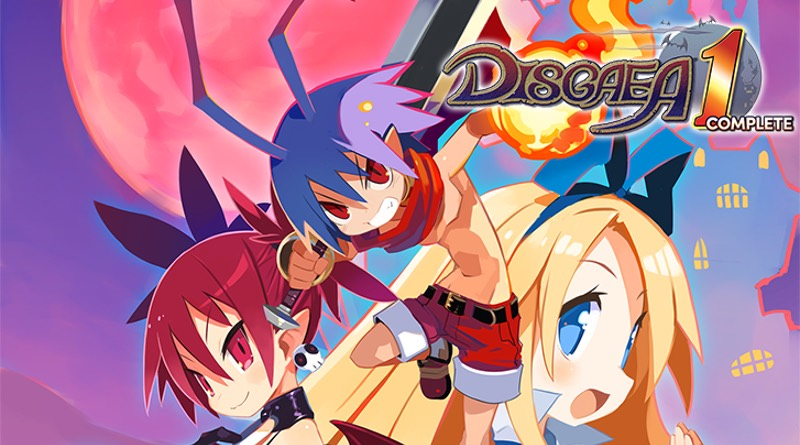 Disgaea 1 Complete Coming To Nintendo Switch This Fall