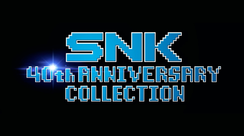 Snk 40th Anniversary Collection Crystalis Trailer Nintendo Times