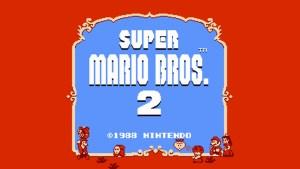 Super Mario Bros. 2 (NES) Game Hub