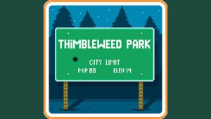 Thimbleweed Park (Switch) Game Hub