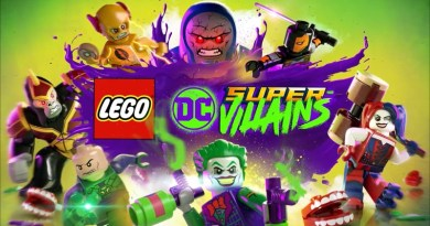 Lego DC Super-Villains Story Trailer