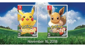 VIDEO: Pokémon: Let's Go Pikachu/Eevee! Shows More Locales & Characters