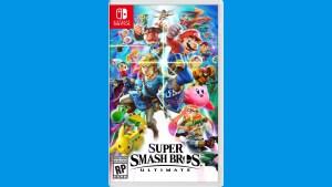 Super Smash Bros. Ultimate (Switch) Game Hub