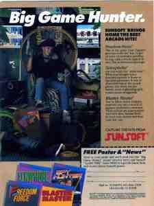 Nintendo Fun Club News   June-July 1988 pg 25